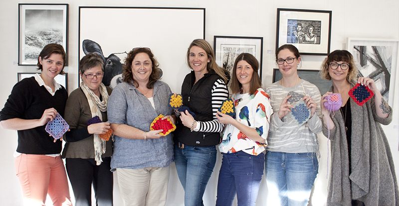 Beginners Crochet Workshop - The Corner Store Gallery