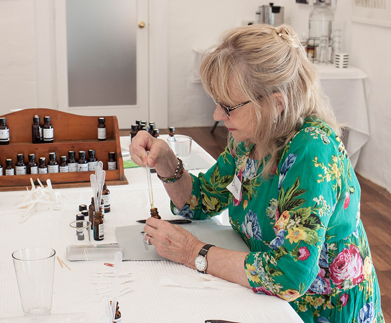Perfume Workshop with Ainslie Walker - The Corner Store Gallery