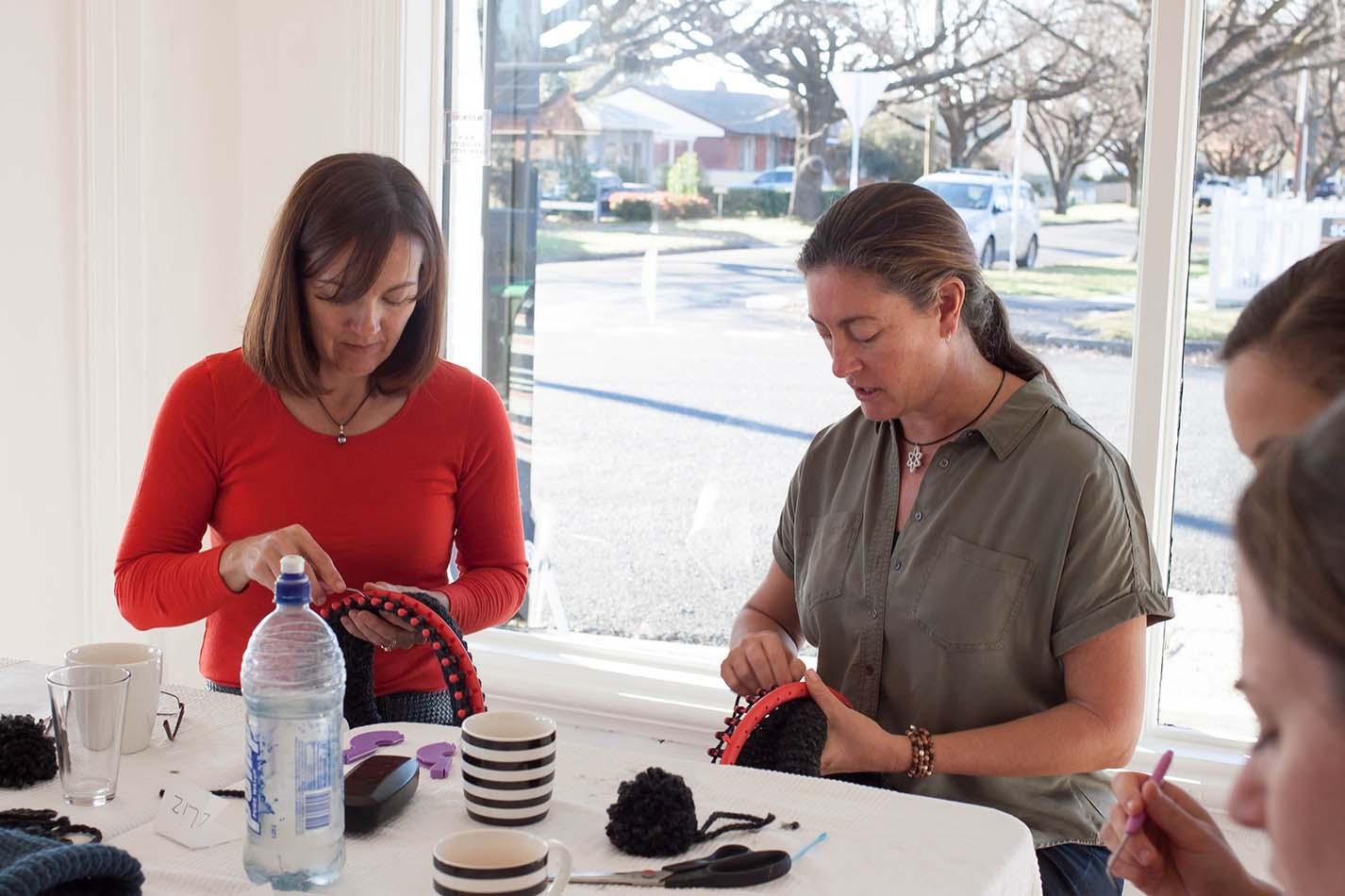 DIY Beanie Workshop - The Corner Store Gallery