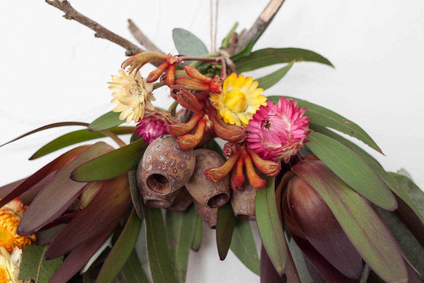 Native Wreath Workshop - The Corner Store Gallery