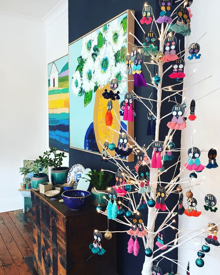 Paper Pear Popup Shop - The Corner Store Gallery