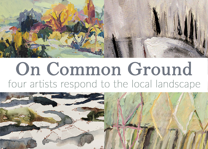 The Corner Store Gallery - On Common Ground