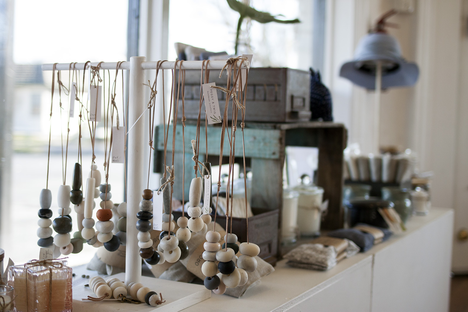 The Corner Store Gallery - The Journey Person Handmade Popup