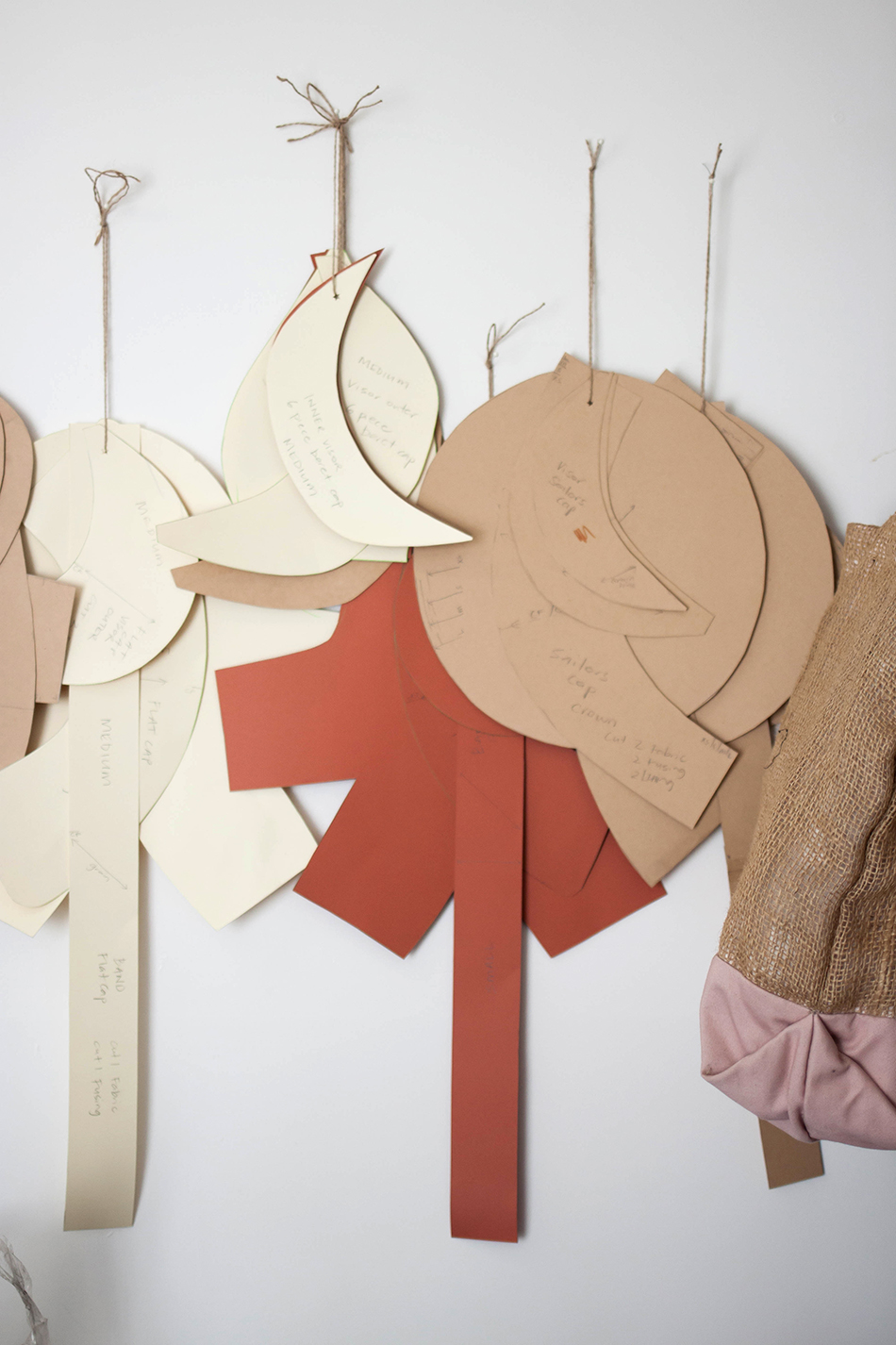 The Corner Store Gallery - Studio Visit with Fiona Schofield Millinery