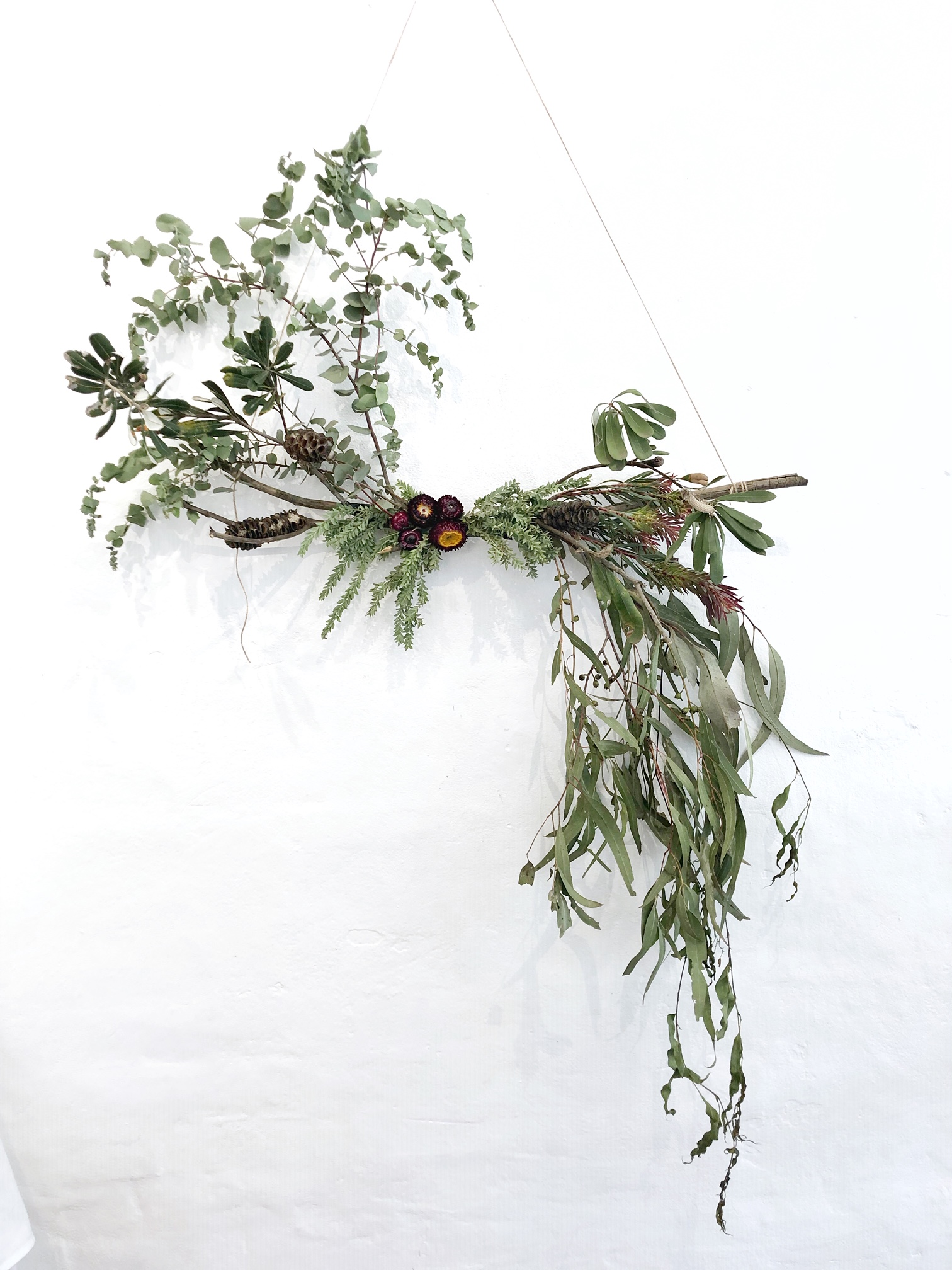 The Corner Store Gallery - Native Wreath Workshop
