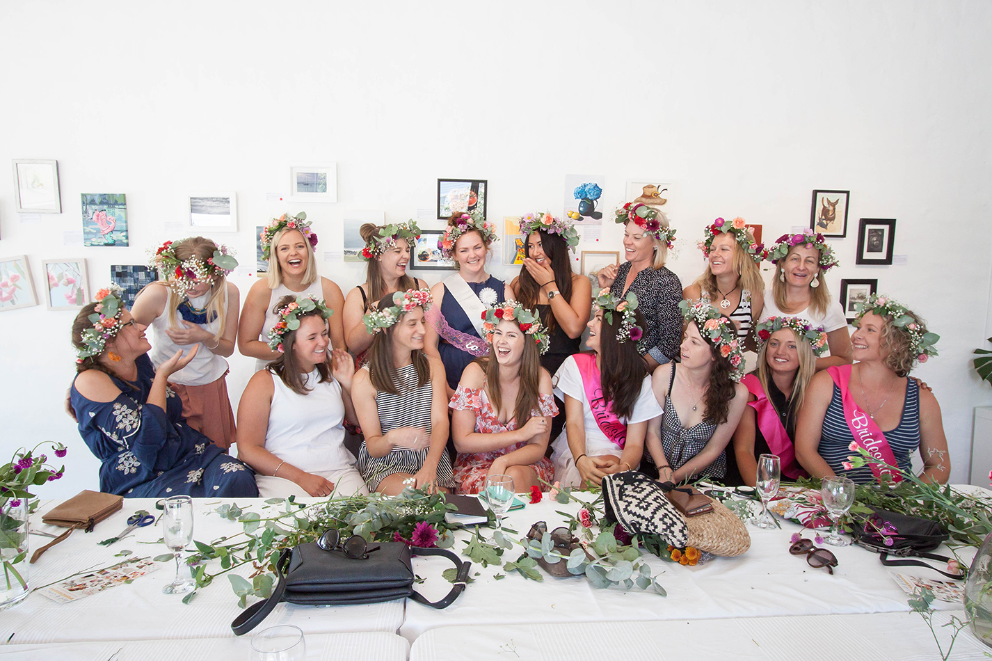 Hens' Parties - For a unique and intimate Hens' Party you'll always remember