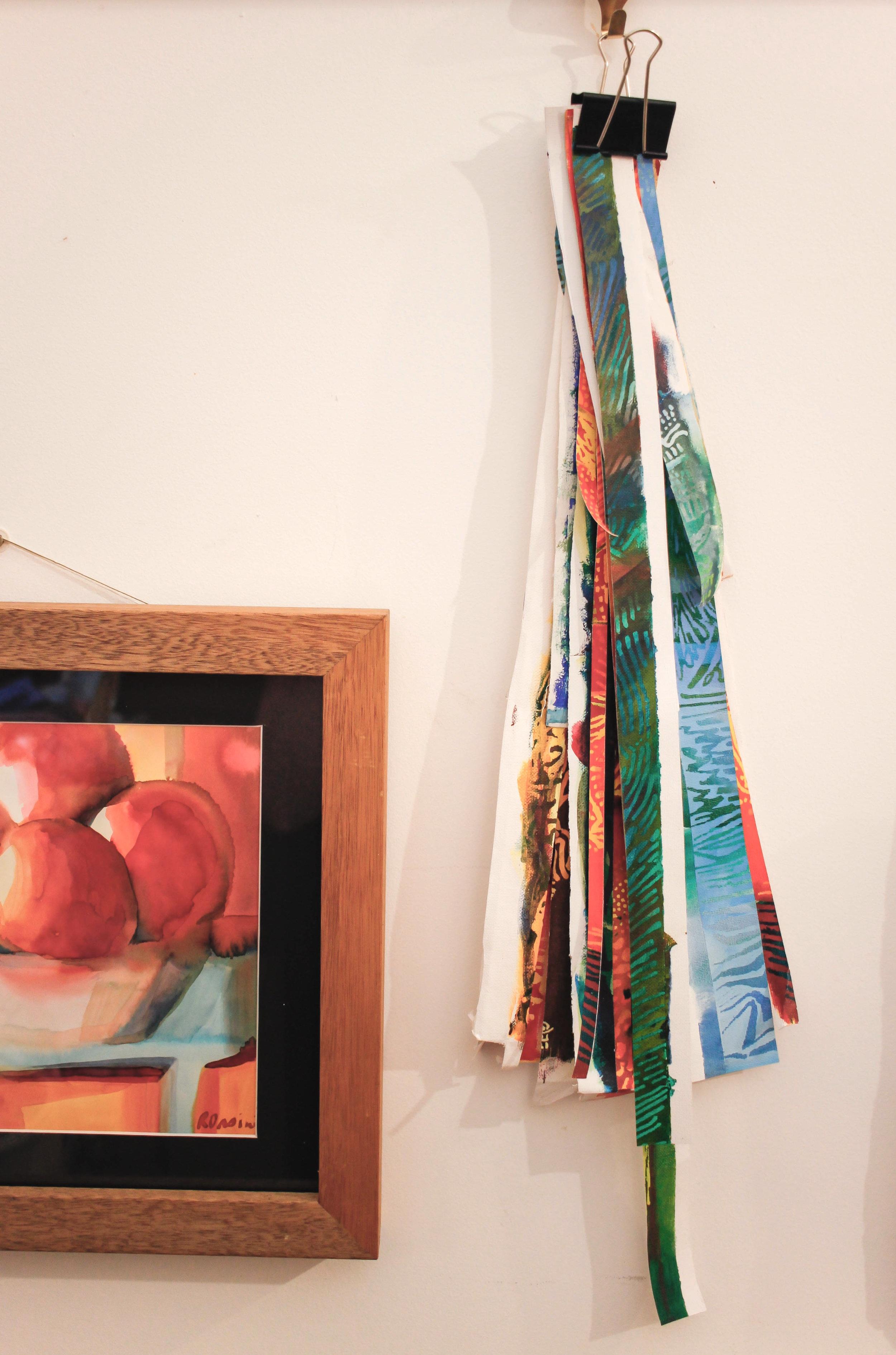 The Corner Store Gallery - studio visit with Rita Orsini