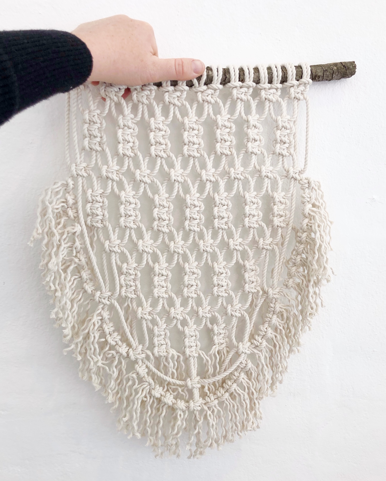 The Corner Store Gallery Macrame for Beginners Workshop