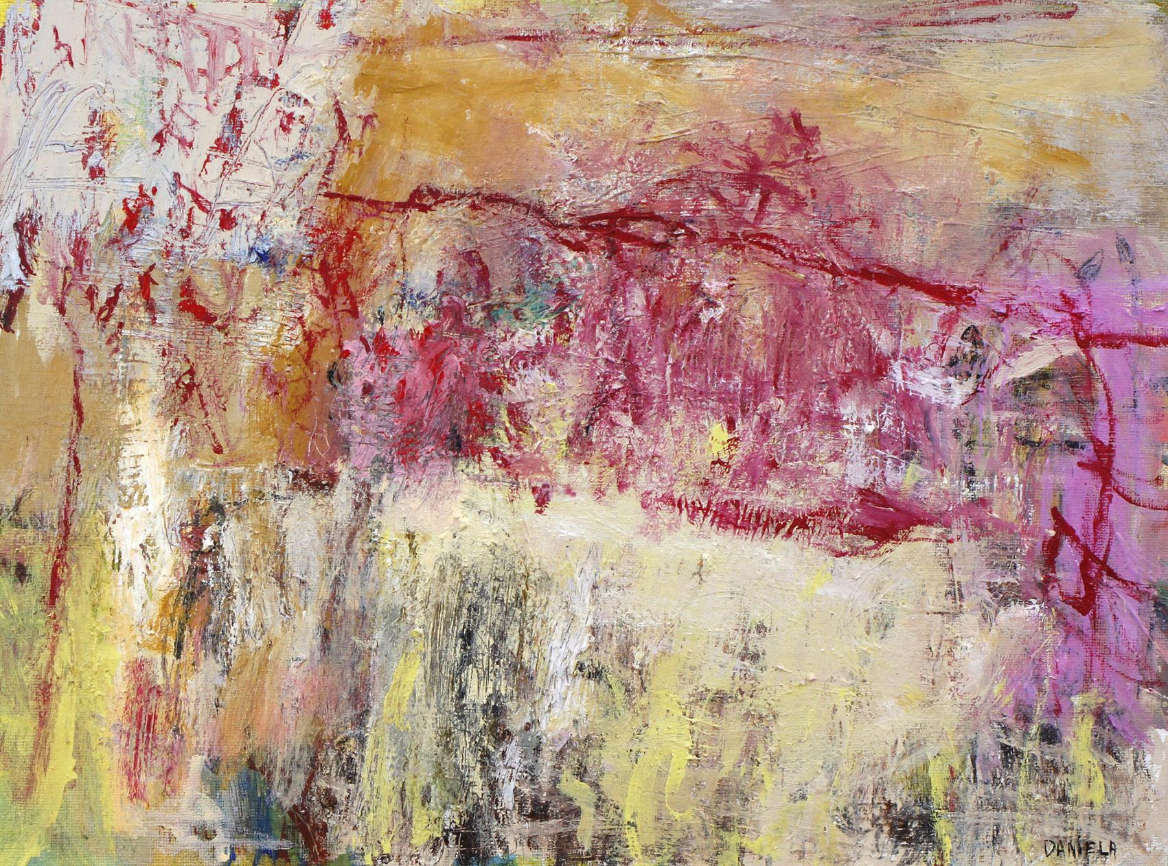 The Corner Store Gallery - Landscape Group Exhibition, artwork by Daniela Cristallo
