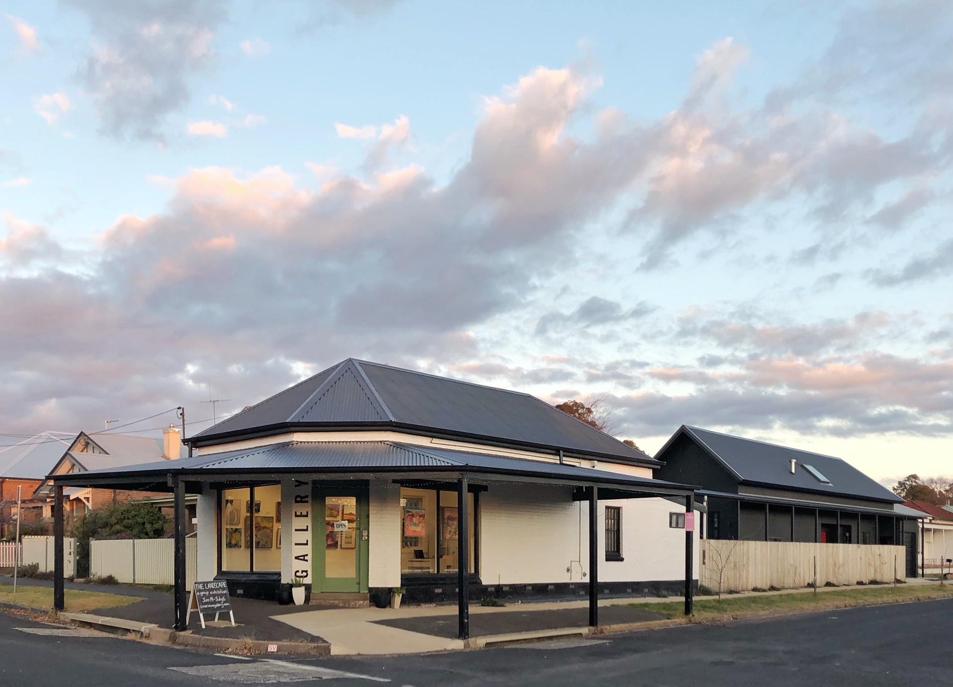 The Corner Store Gallery - Orange NSW