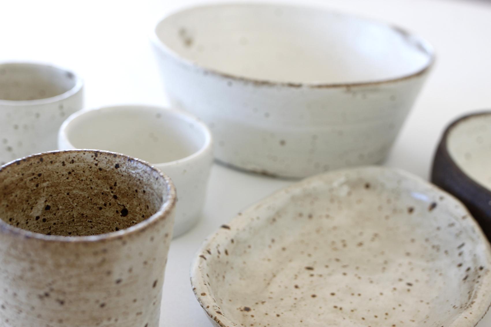 Ceramic Stoneware by  Cassie Scammell.