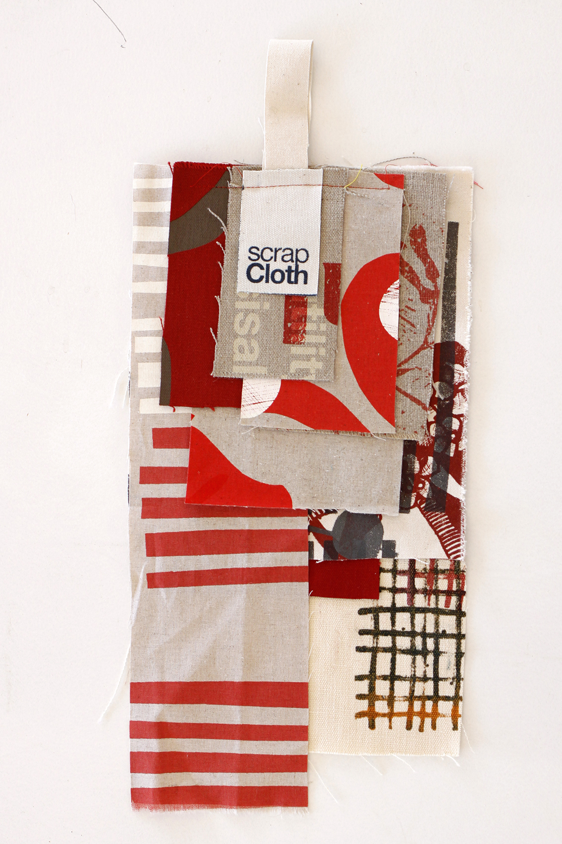 Scrap Cloth DIY Bundle by  Julie Paterson.