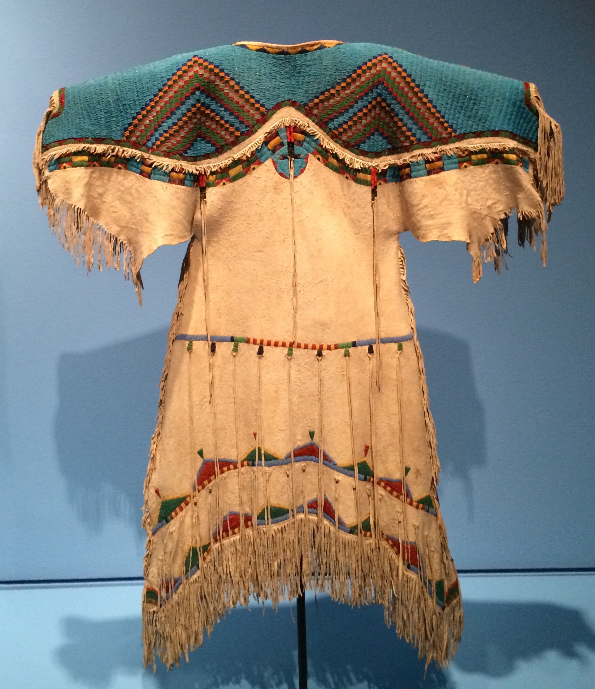 "CURRENTLY:  If you find yourself in Seattle before May 17th, I encourage you to carve out some time and hit up the Seattle Art Museum to and enjoy --   Indigenous Beauty: Masterworks of American Indian Art from the Diker Collection   reflects the diversity of Native cultures. ""This superb exhibition offers more than great works of art and cultural artifacts—it is an invitation to explore other worlds.""  Pay homage, and enjoy!"