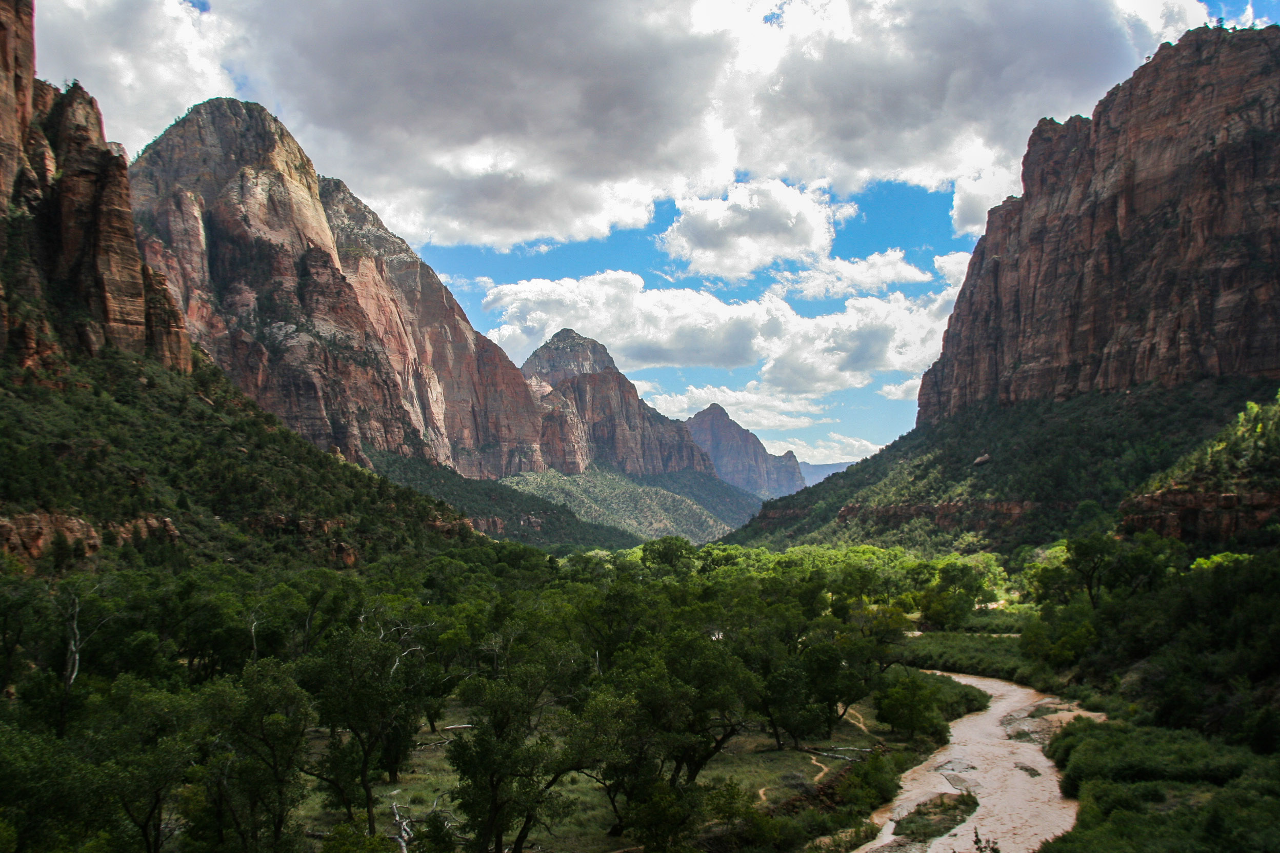 Had the privilege to explore some of the most majestic places in the world early this Fall season.  Here is a capture from our time in Zion National Park...no words, just a gaping mouth.