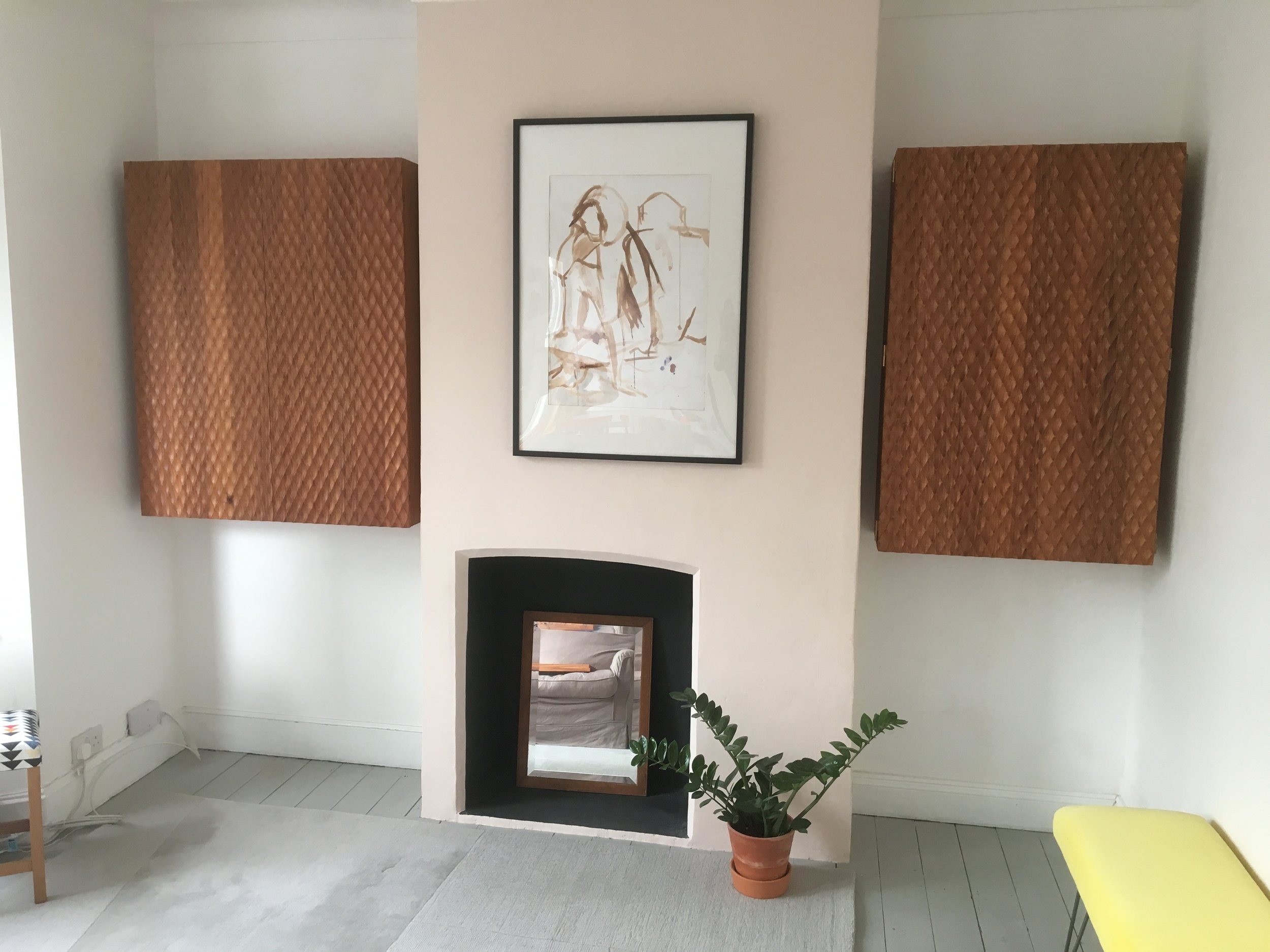 Alcove Cabinets - Walthamstow