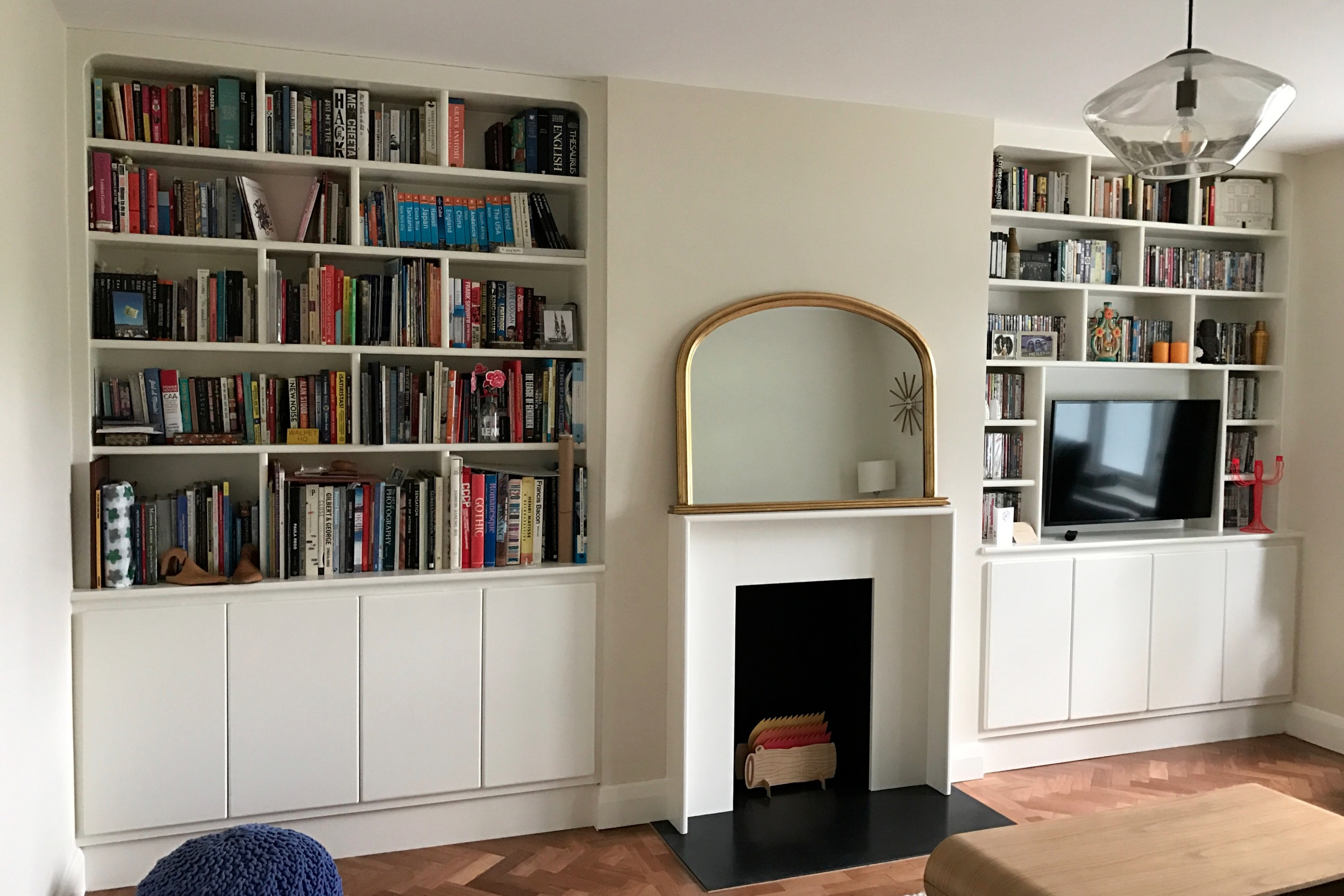 Fitted Shelves - Forest Hill