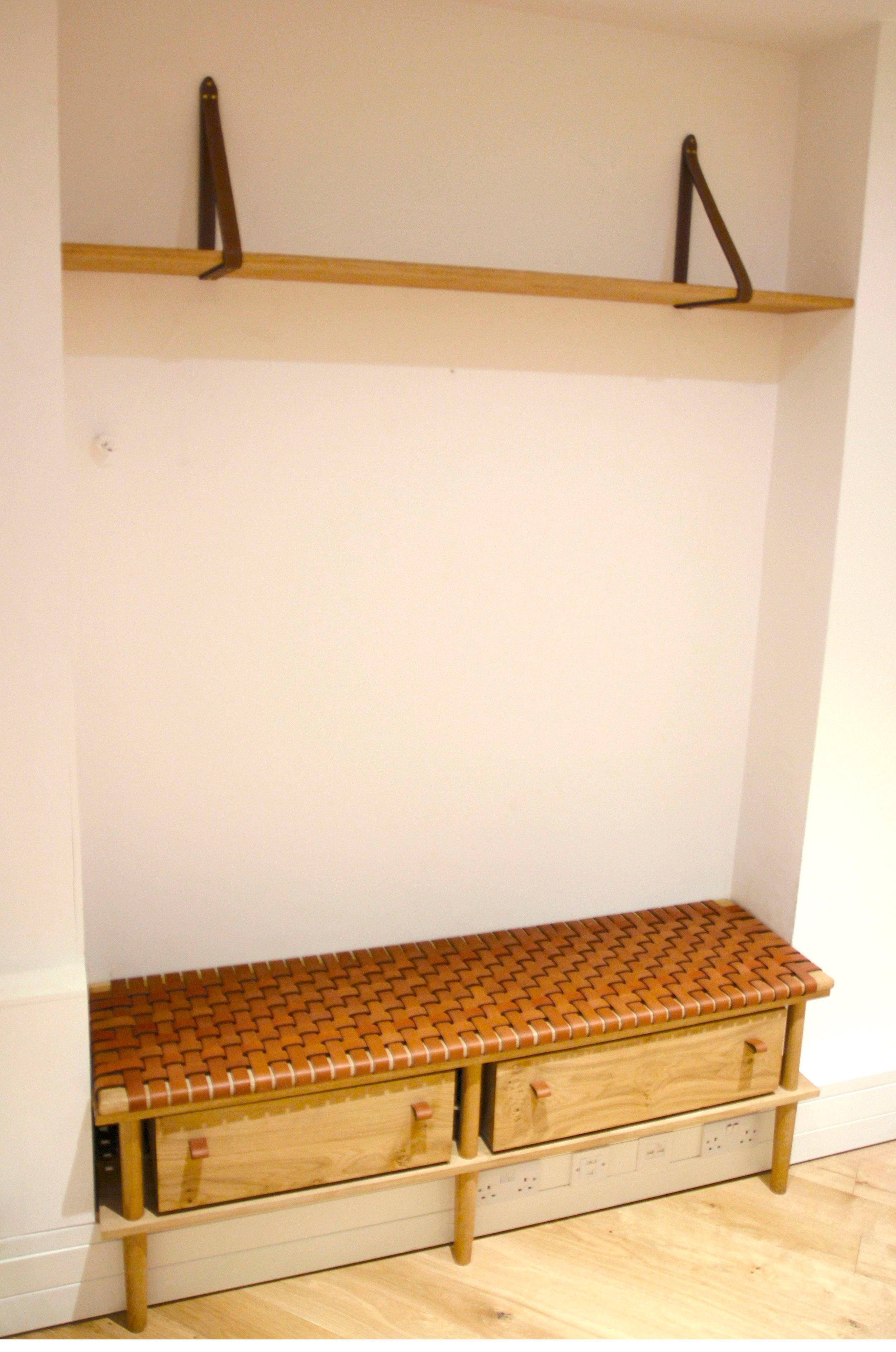 Leather Bench - Soho