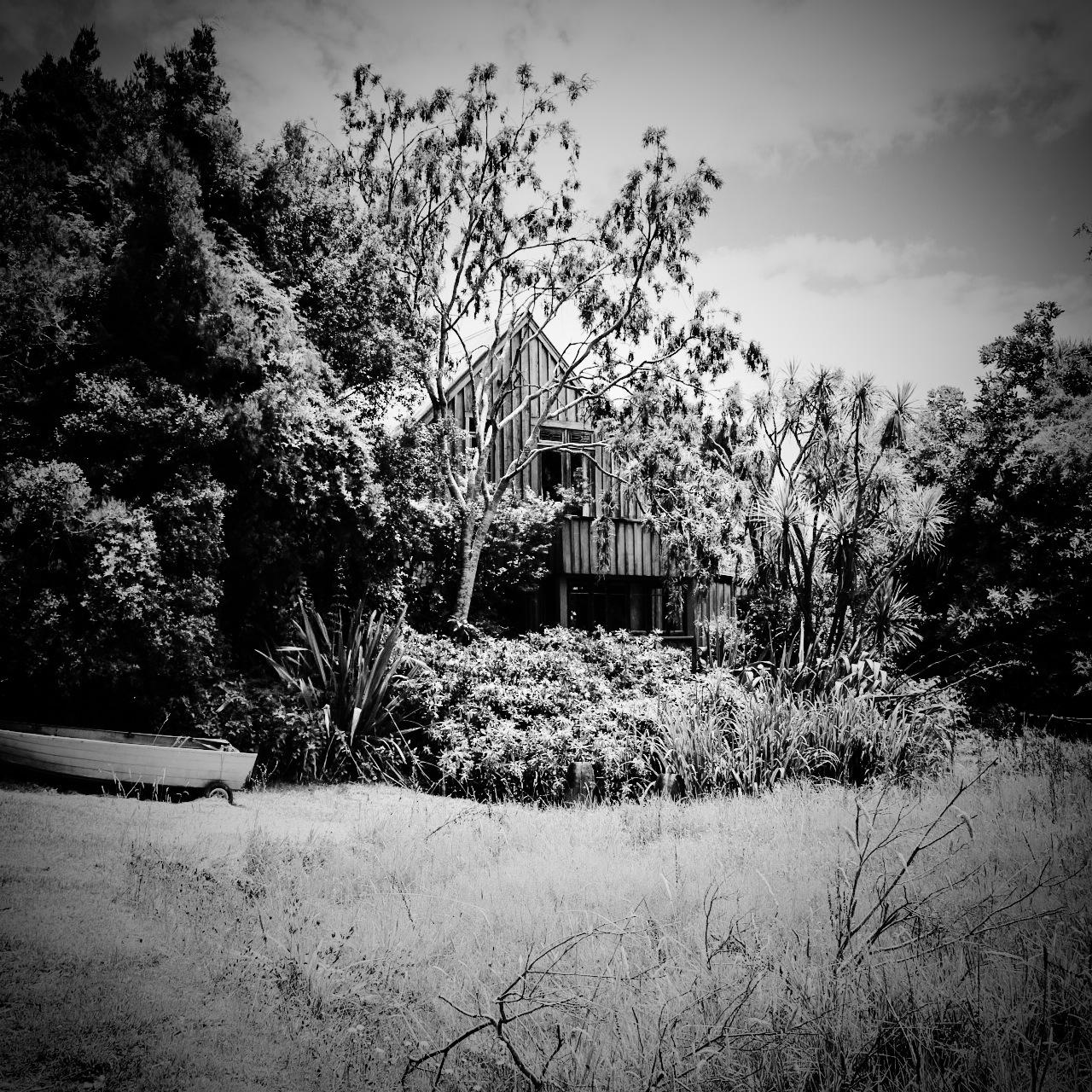 The Lost House - Waiheke Island, NZ