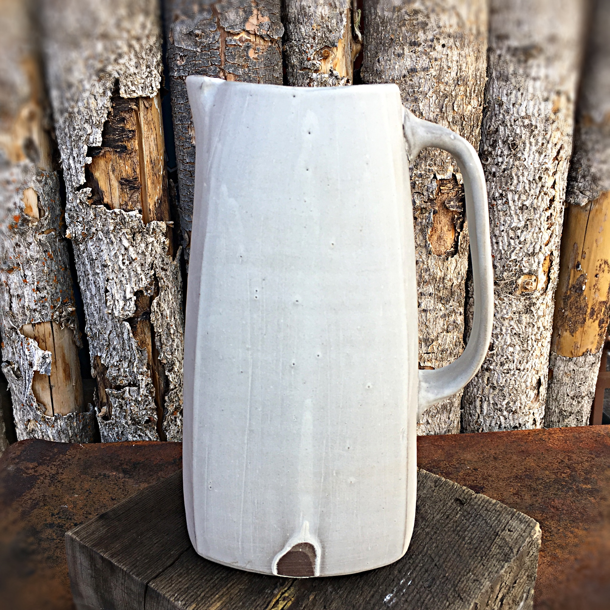 Square Pitcher