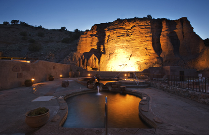 Ojo Caliente Mineral Springs Resort and Spa: Ojo Caliente, New Mexico - ojocaliente.ojospa.com