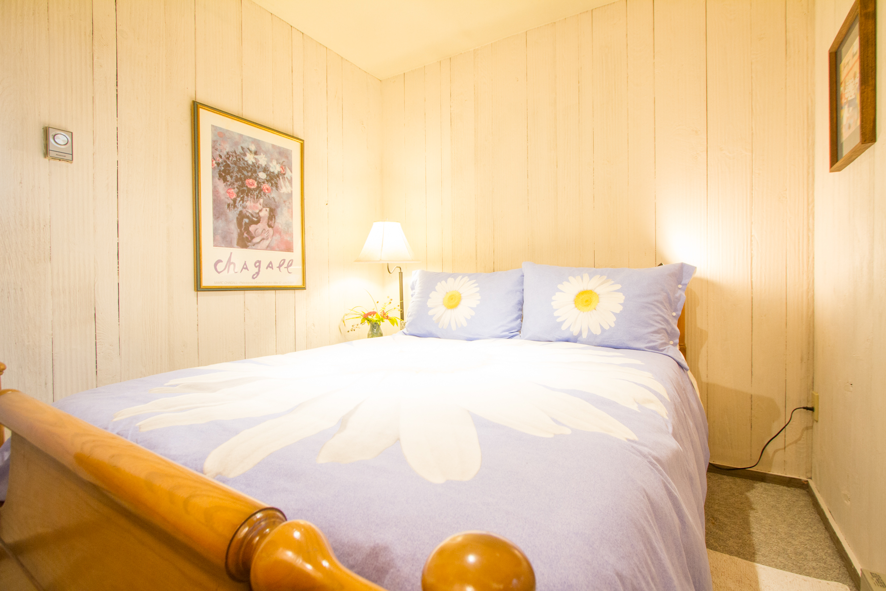 Warrior I Room - Full Bed
