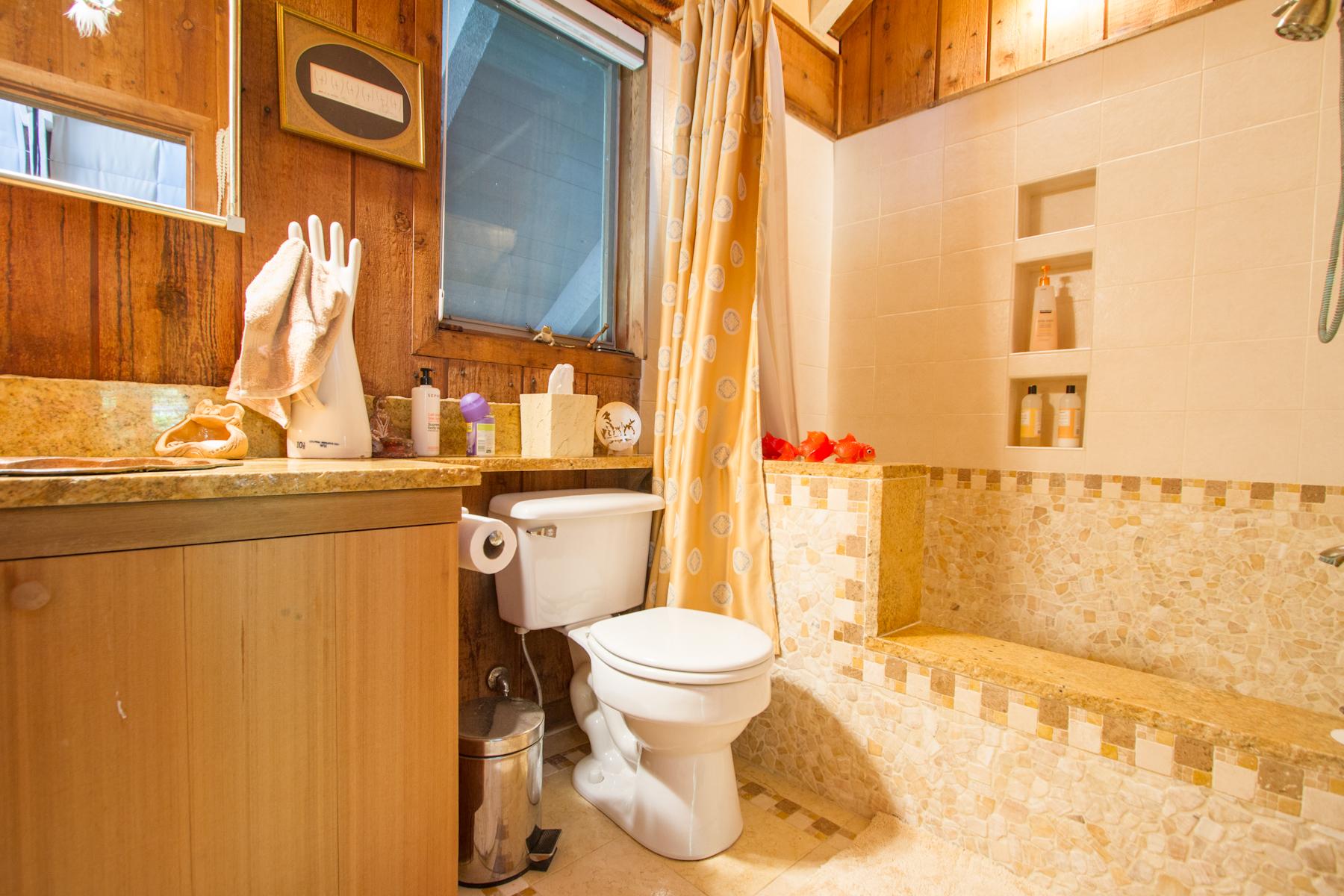 Yoga Studio Bathroom