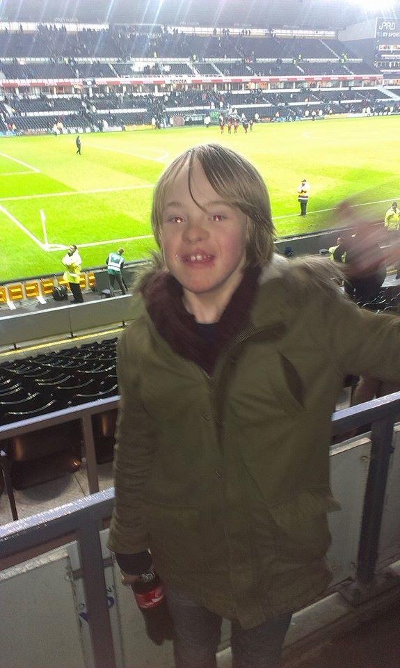 Derby Away