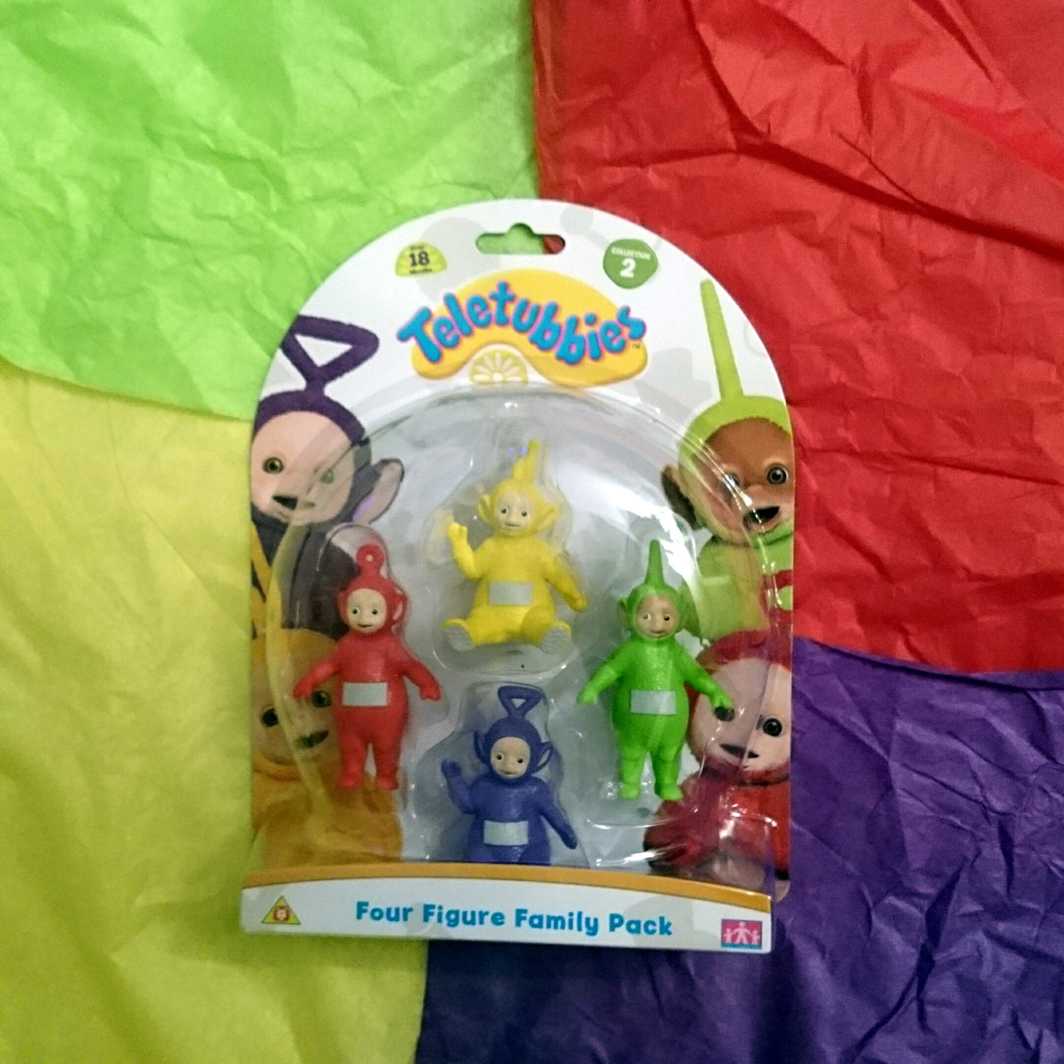Four Figure Family Pack of figurines