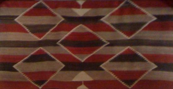 Navajo blanket