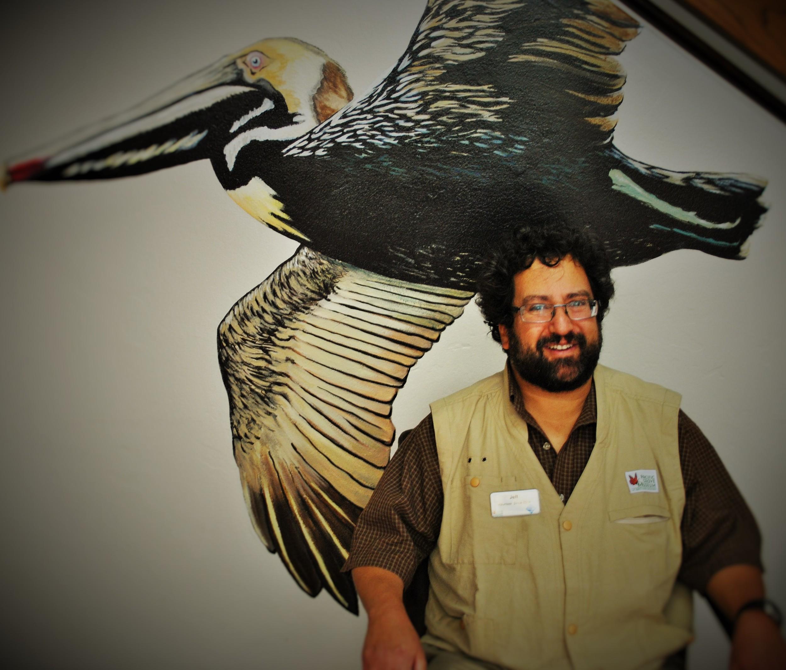 Volunteer Jeff Rothal