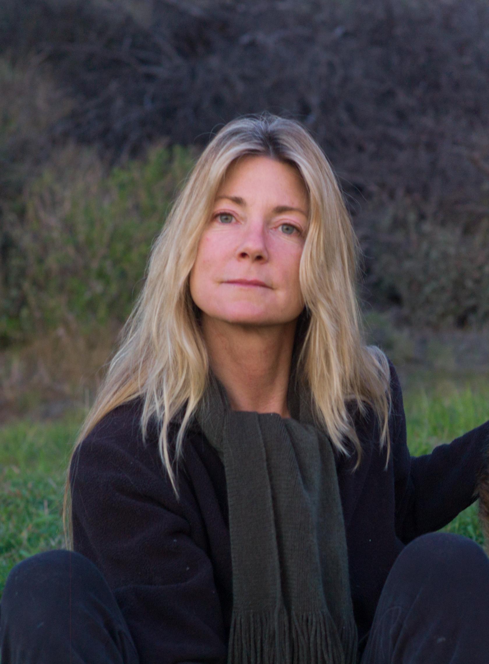 Author Claire Fullerton