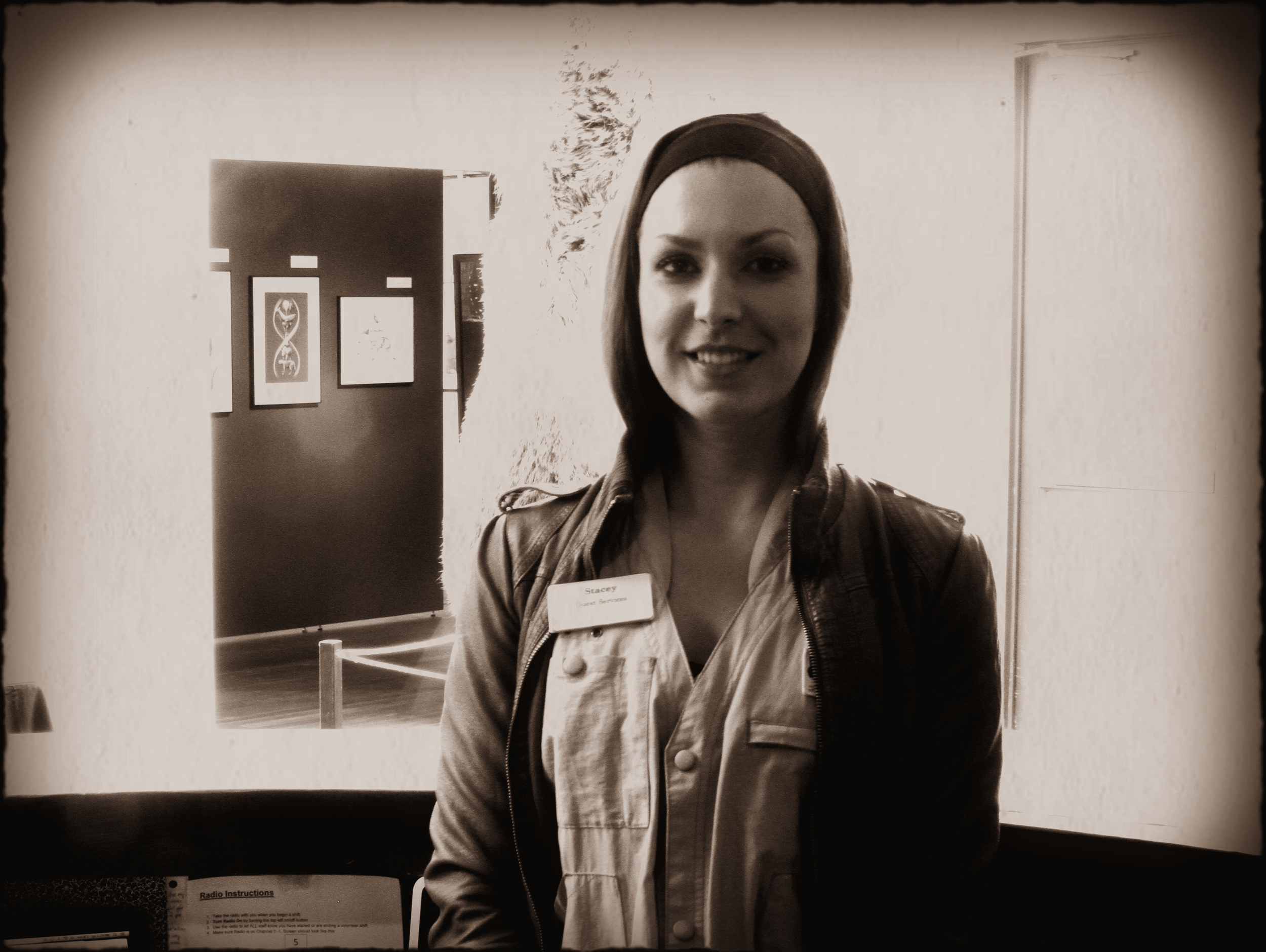 Stacey Limone, guest services