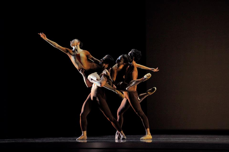 San Francisco Ballet, Myles Thatcher's 'In the Passerine's Clutch'.  SFB 2013 Season Opening Gala, January 24, 2013.