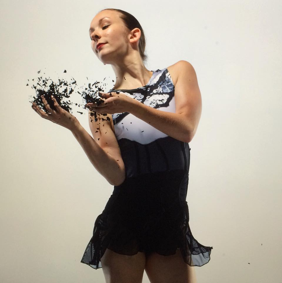 Amy Seiwert's Imagery, July 2016. Dancers: Rachel Furst. Photo: David DeSilva