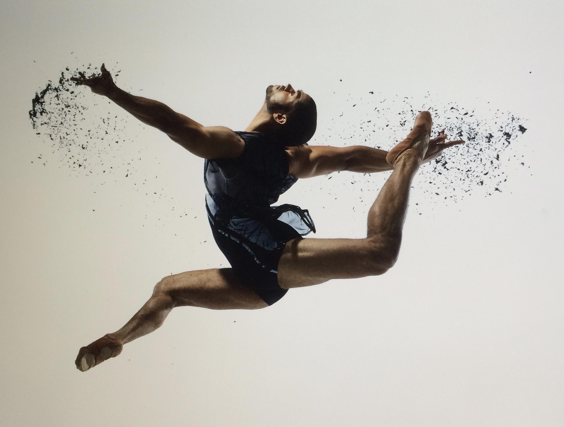 Amy Seiwert's Imagery, July 2016. Dancers: James Gilmer. Photo: David DeSilva