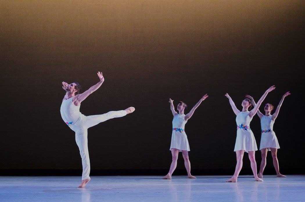 "Nicole Haskins' ""With Alacrity"", July 2016. Dancers: Amy Seiwert's Imagery. Photo: David DeSilva."