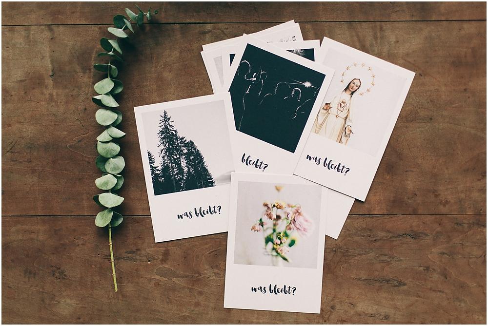 Postkartenset - 9 verschiedene Motive