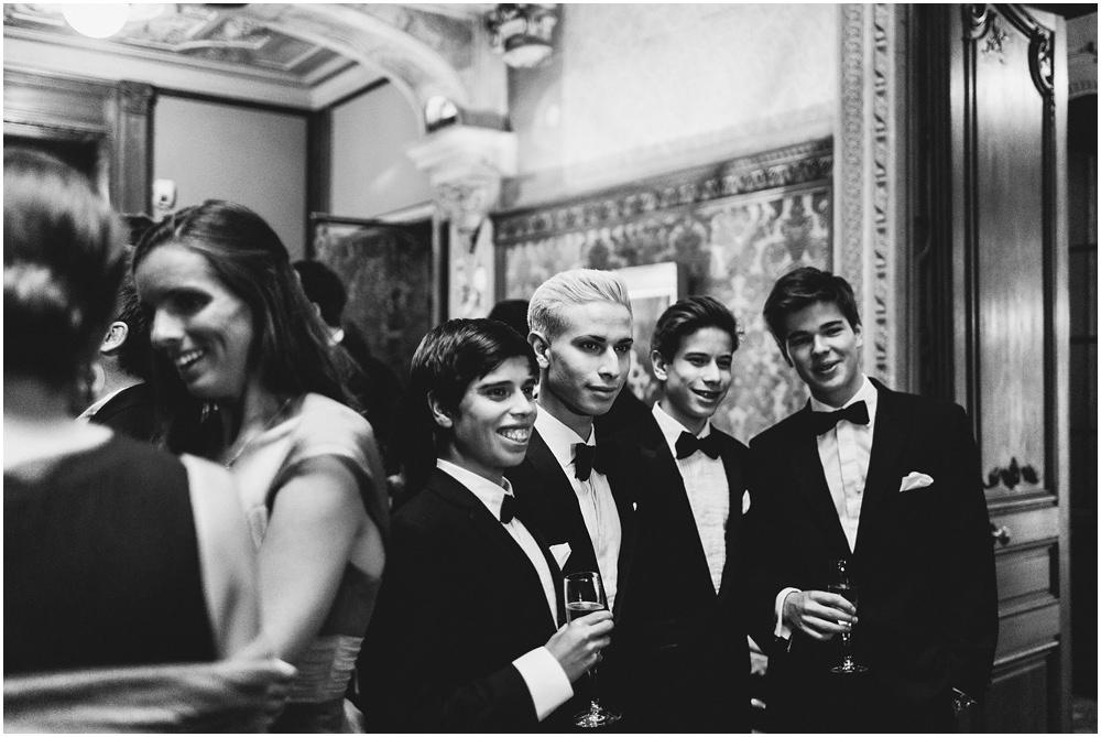 Junge Gäste