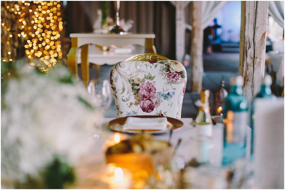 Detailaufnahme Hochzeitlocation Magical Homes