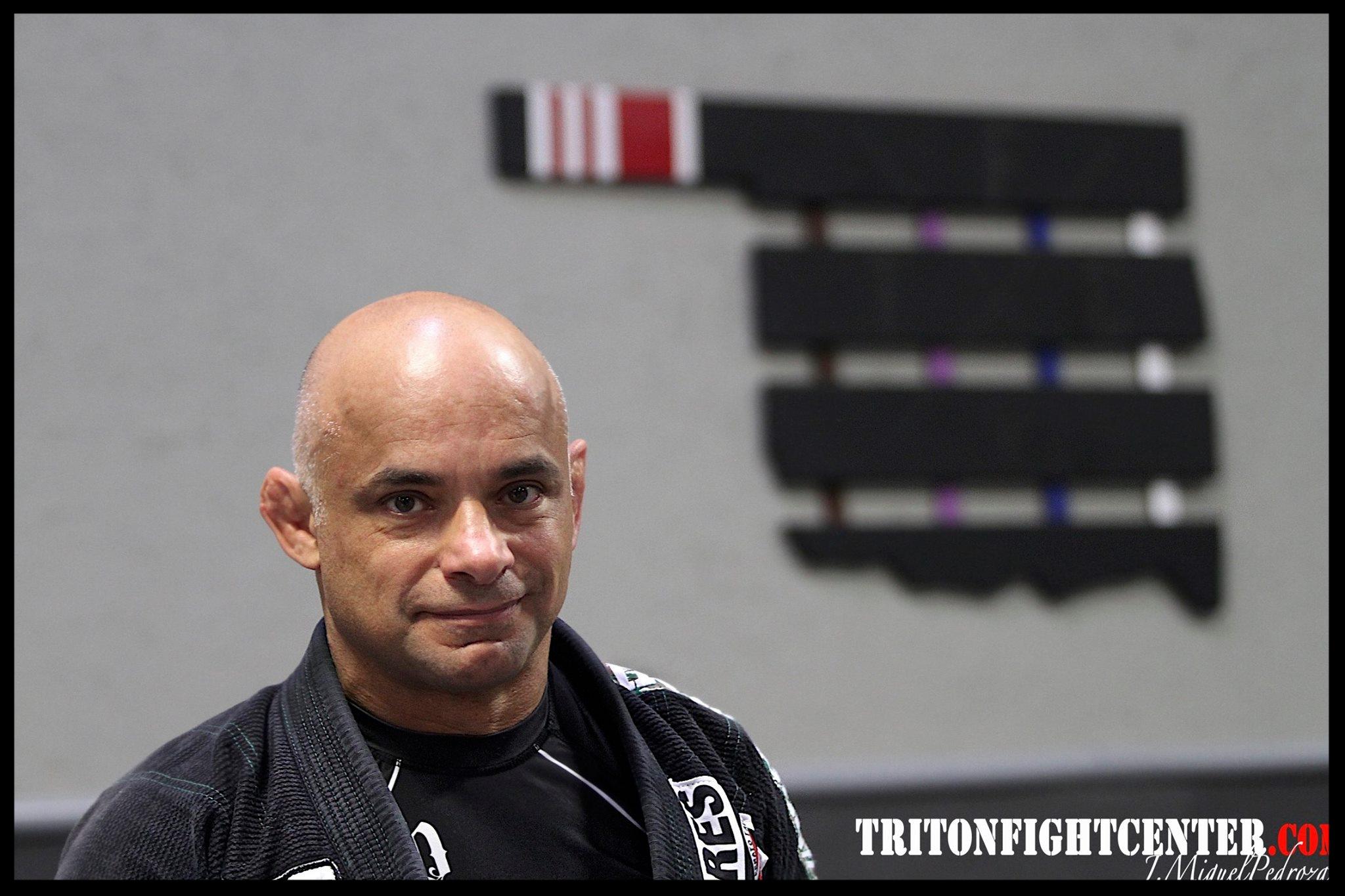 5th degree black belt Master Renato Tavares