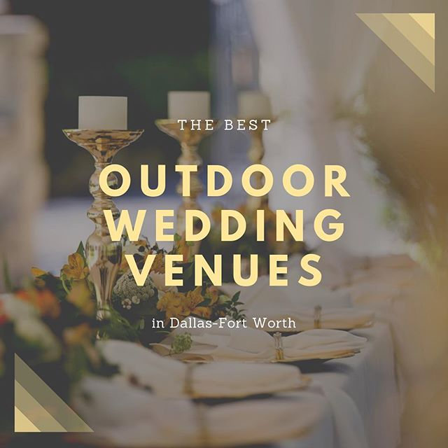 From charming chapels to Italian villas, we have captured a ton of weddings at outdoor venues across the DFW metroplex. Take a look inside some of our favorites. Link in Bio! . . . #weddingvenues #dfwweddingvenues #dallasweddingvenue #fortworthweddingvenue #dallasweddings #fortworthweddings #dfwweddings #weddingvideography #dfwweddingplanner #dfwweddingvideographer #dfwweddingvenue #dfwweddingvideo #dfwweddingphotography