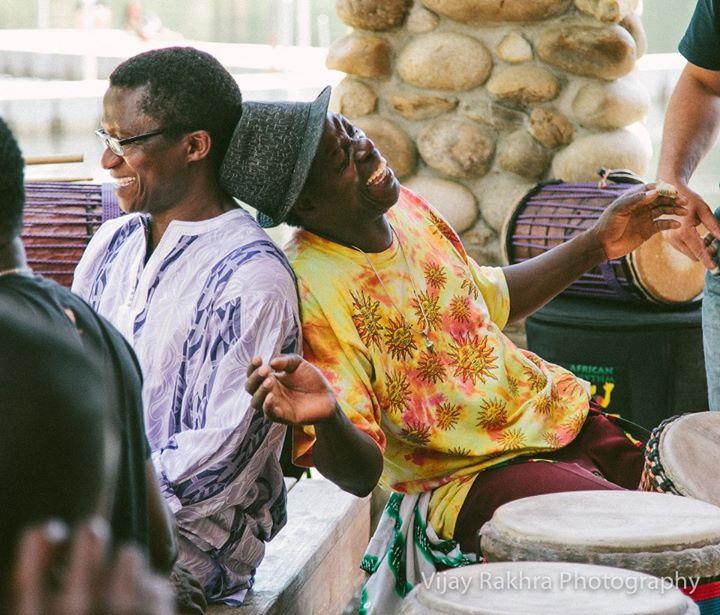 Moustapha Bangoura & Bolokada Conde
