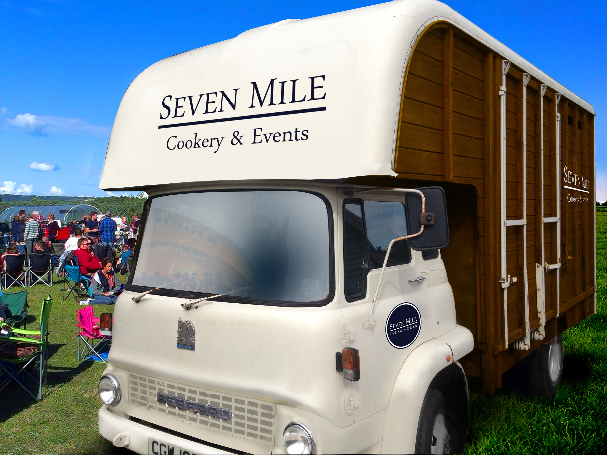 Seven Mile Food Truck - illustration1