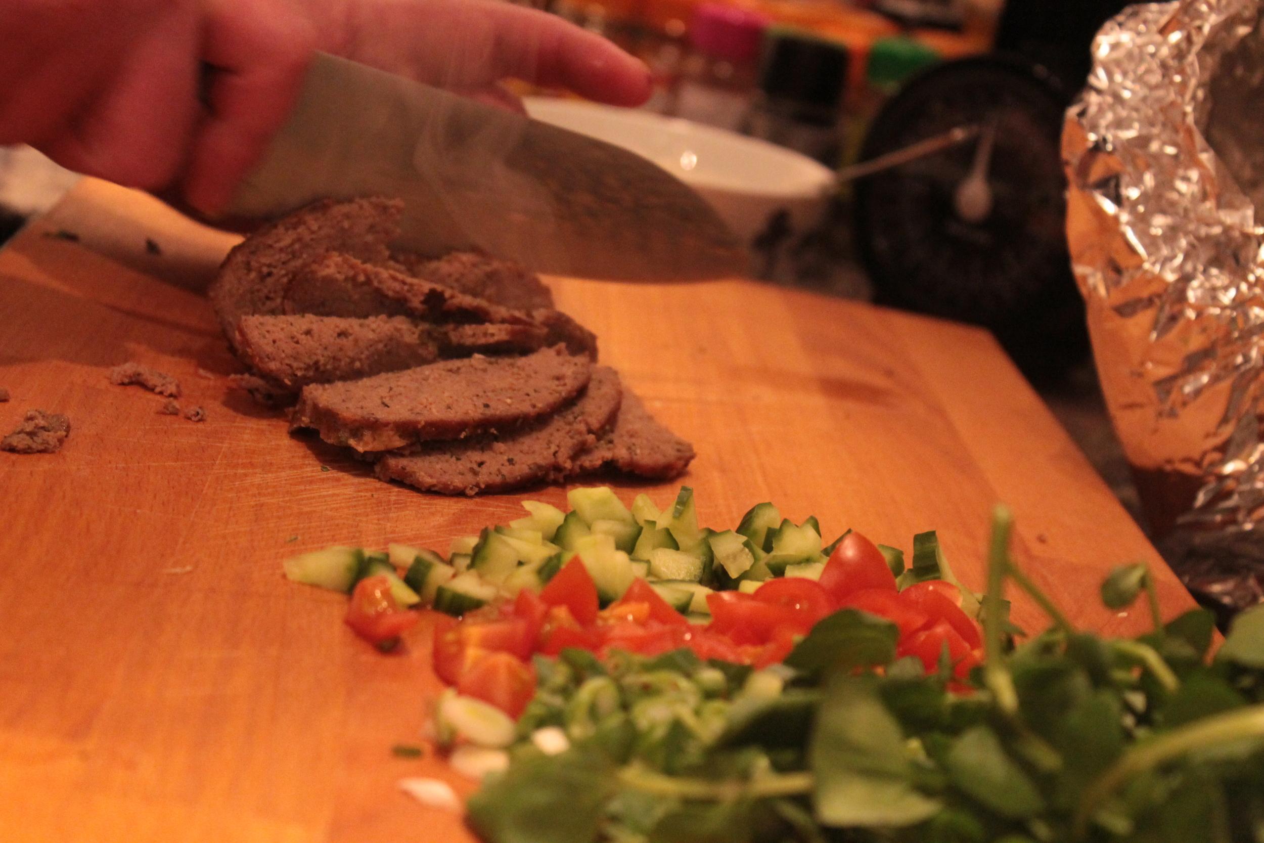 Seven Mile blog - posh kebab meat