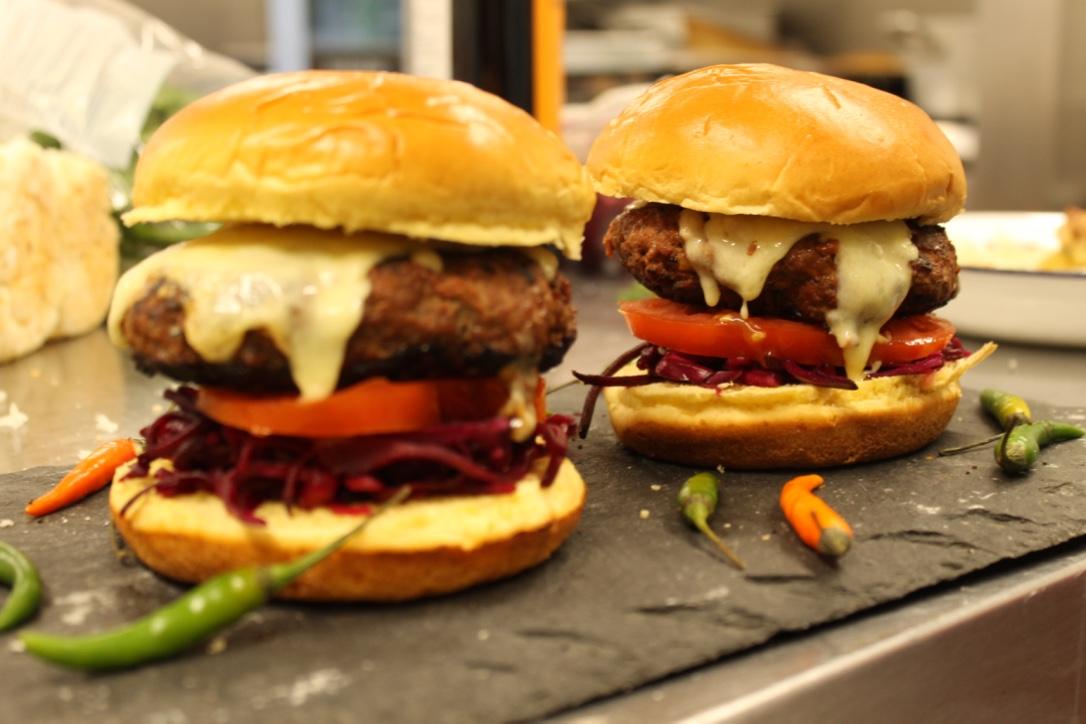 Burger heaven!
