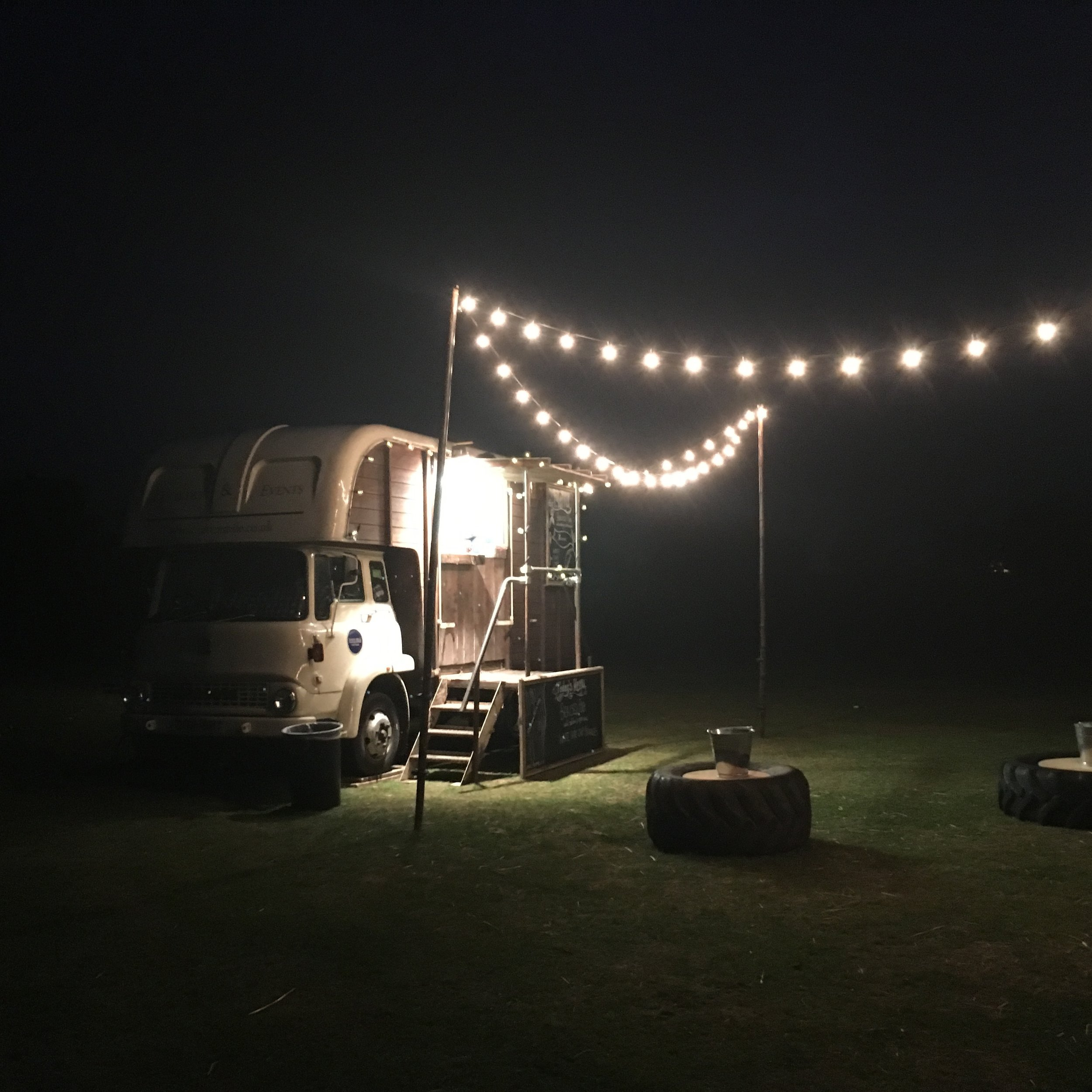 Food Truck   Book our lovingly restored horsebox   Find out more