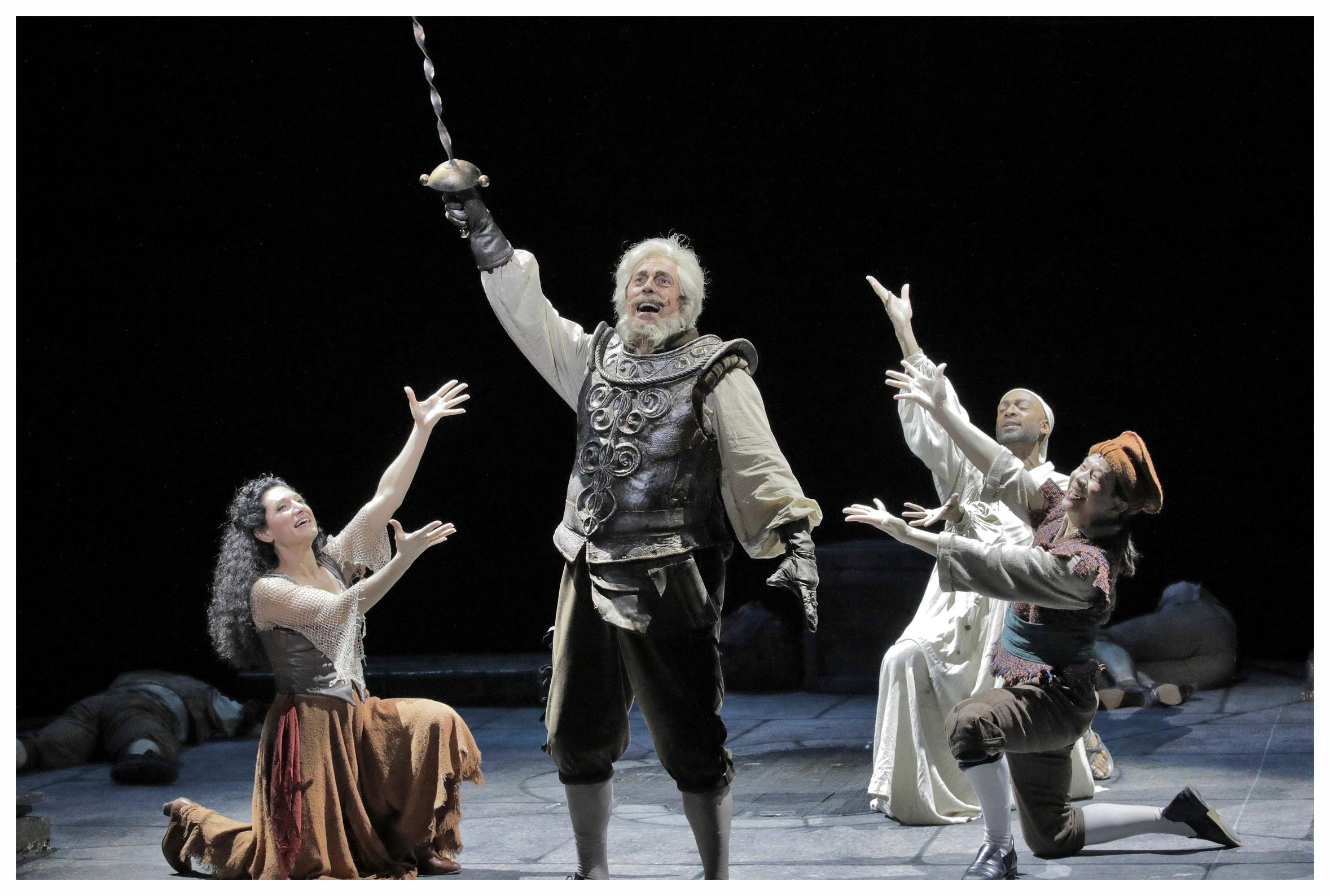 Man of La Mancha  Portland Opera
