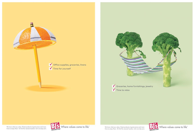 Print Campaign Samples