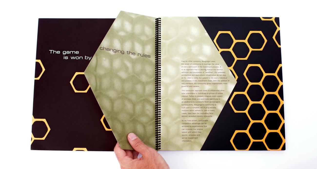 External Brochure -Sample Spread