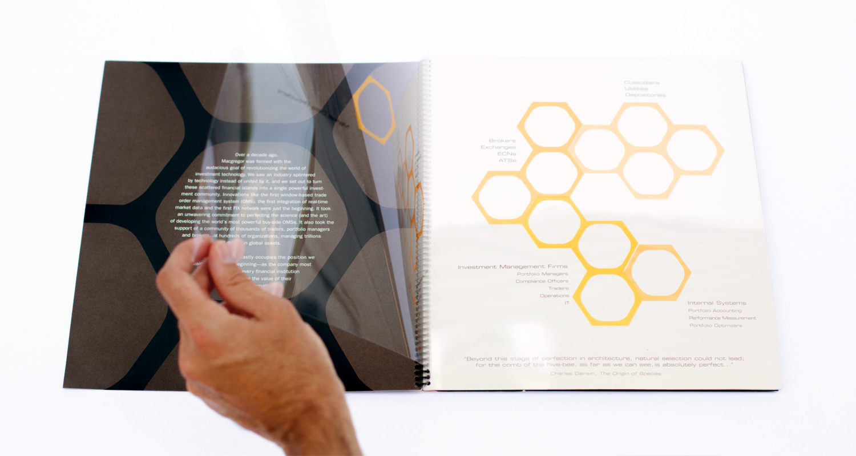 External Brochure - Sample Spread